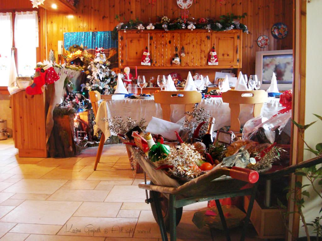 atmosfera natalizia creare il natale in casa